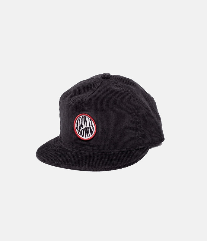 SLOW CAP BLACK