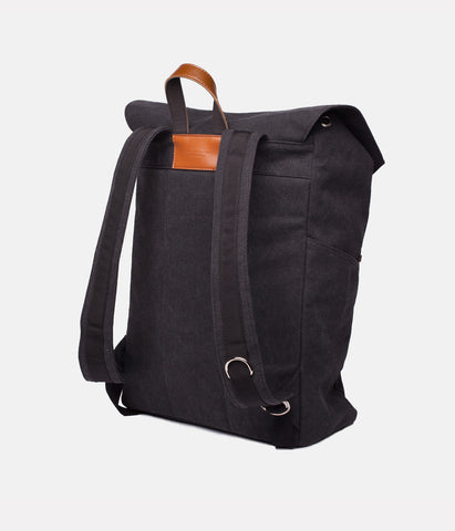 WORN PATH BACKPACK VINTAGE BLACK