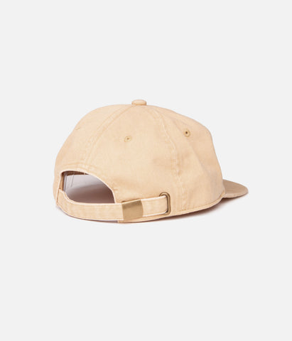 WORN PATH CAP CAMEL