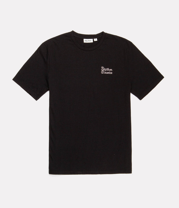 SIESTA T-SHIRT BLACK