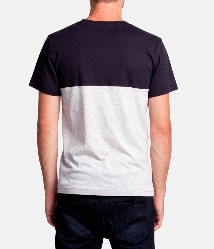 ABODE T-SHIRT  GREY MARLE