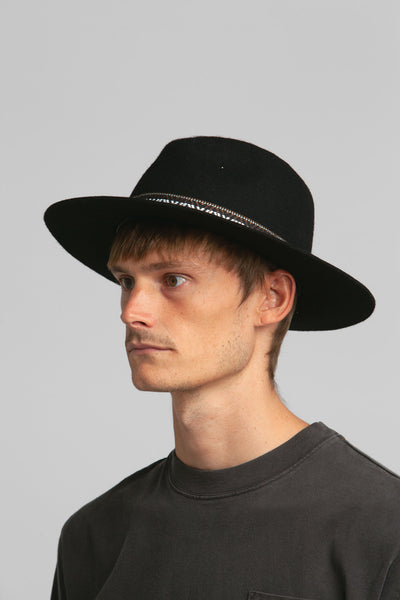 Jones Fedora Black