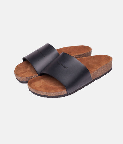 MENS SLIDE BLACK