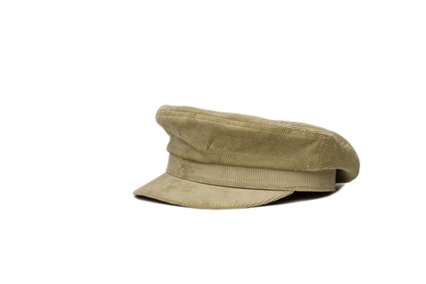 QUEENSTOWN HAT TAUPE