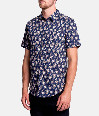 ALBATROSS SS SHIRT NAVY