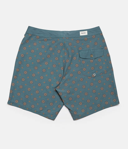 CAPRI TRUNK DUSTED TEAL