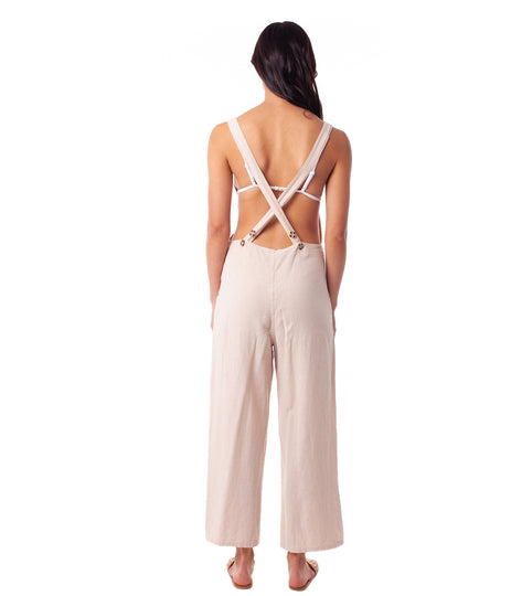 PORTUGAL JUMPSUIT SAND