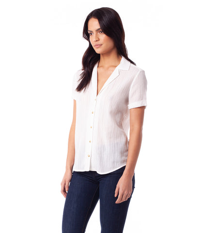 NOUMEA SHIRT WHITE