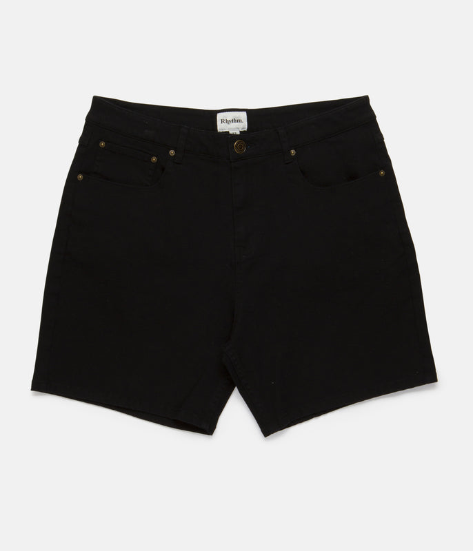 STUDIO DENIM WALKSHORT VINTAGE BLACK
