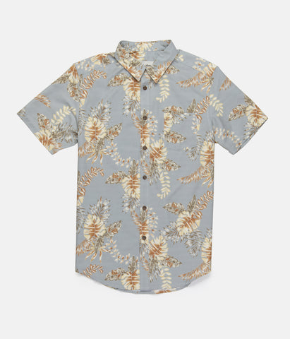 BERMUDA SS SHIRT FADED BLUE