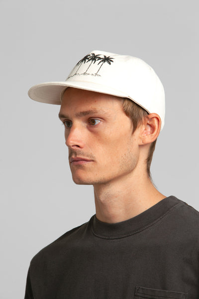 Palm Vintage Cap Bone