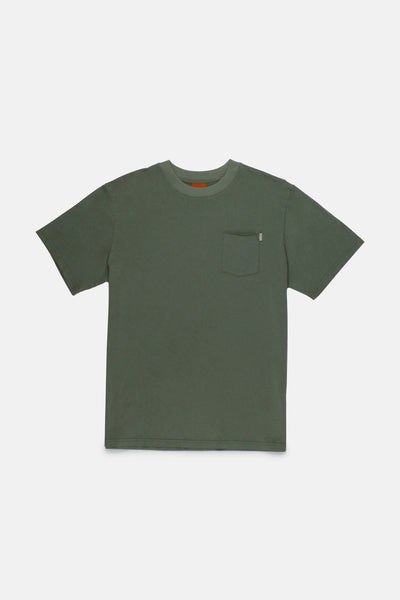Everyday Wash T-Shirt Agave