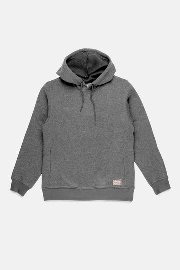 The Staple Hood Grey Marle
