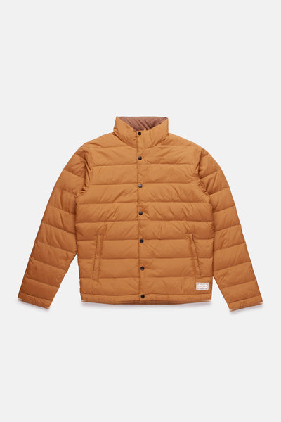 Commute Jacket Brown