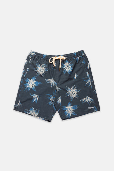 South Pacific Beach Short Indigo