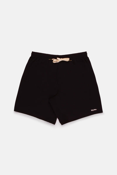 The Staple Beach Short Black