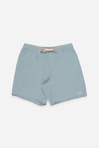 The Staple Beach Short Sea Blue