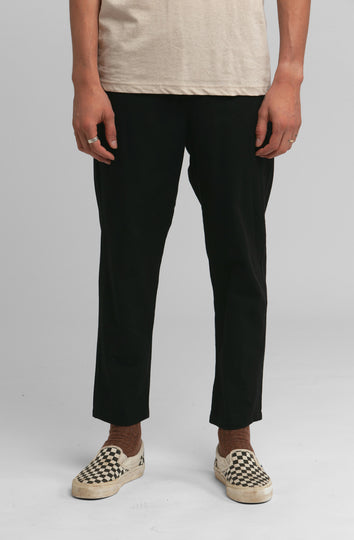 The Sunday Pant Black