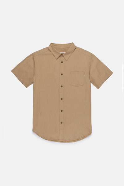 Apartment Ss Shirt Sand