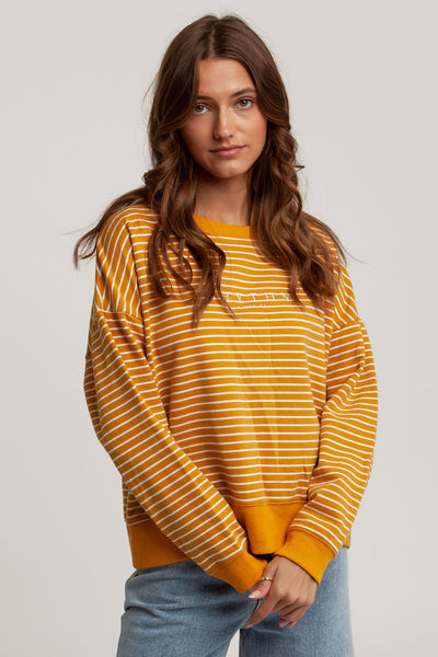 Seacliff Pullover Honey