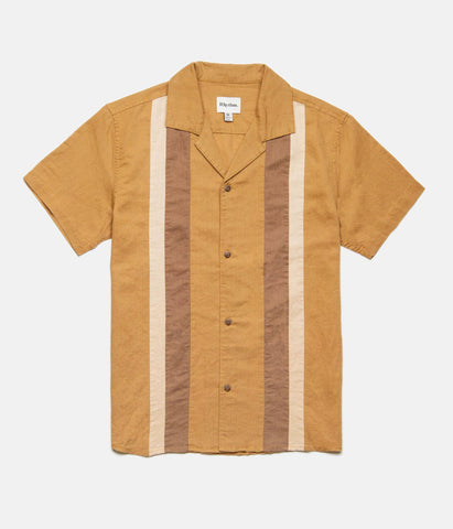 ALLEY CAT SHIRT TOBACCO