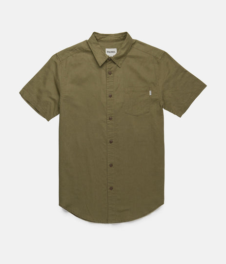 APARTMENT SS SHIRT DRIED HERB