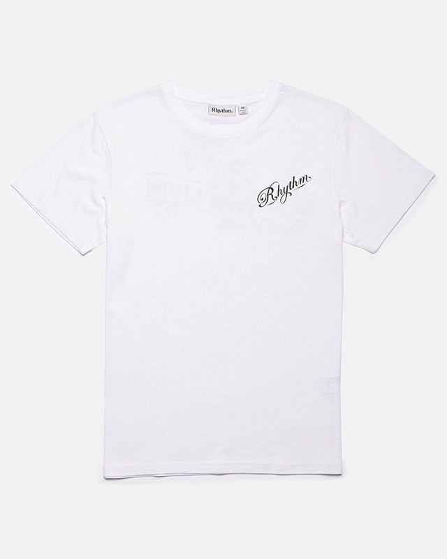 AUTHENTIC T-SHIRT WHITE