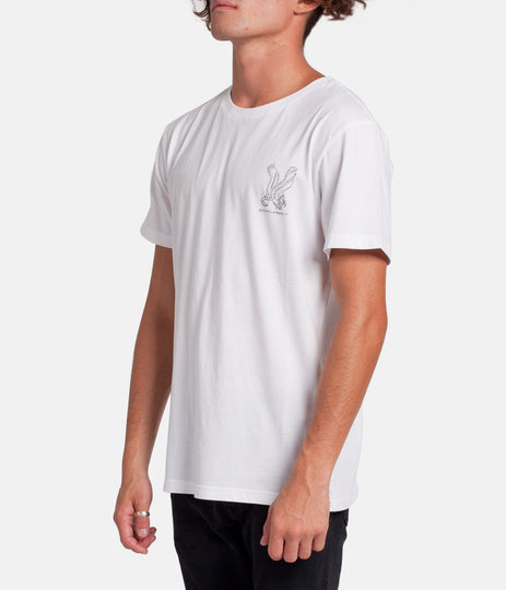 BIRD T-SHIRT WHITE