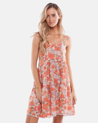BLOSSOM DRESS BLUSH