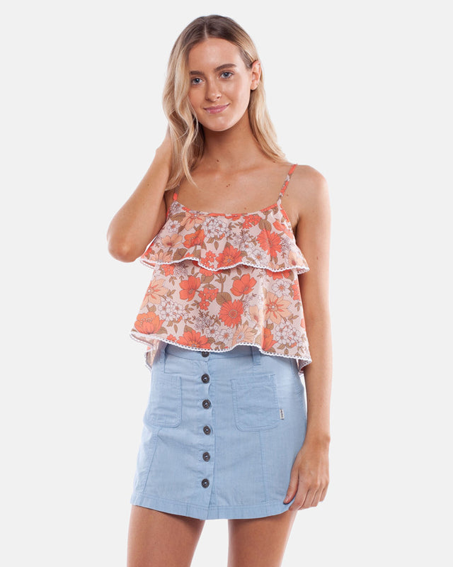 BLOSSOM TOP BLUSH