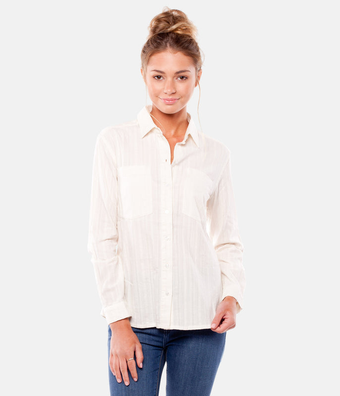 BOMBAY SHIRT NATURAL