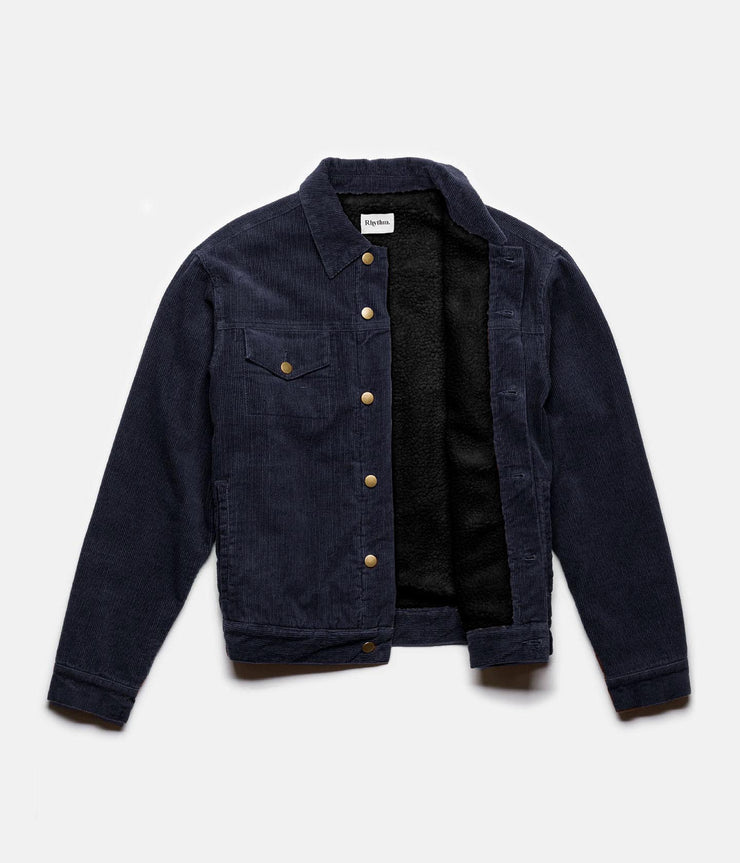 BEDFORD JACKET MIDNIGHT