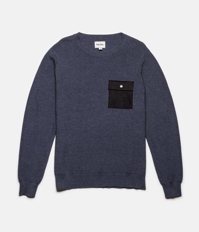 BUNKER KNIT NAVY