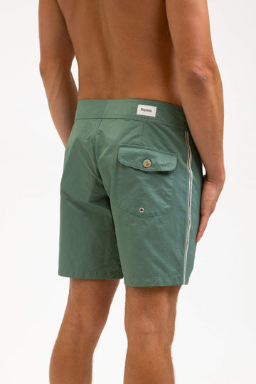 Heritage Trunk Teal