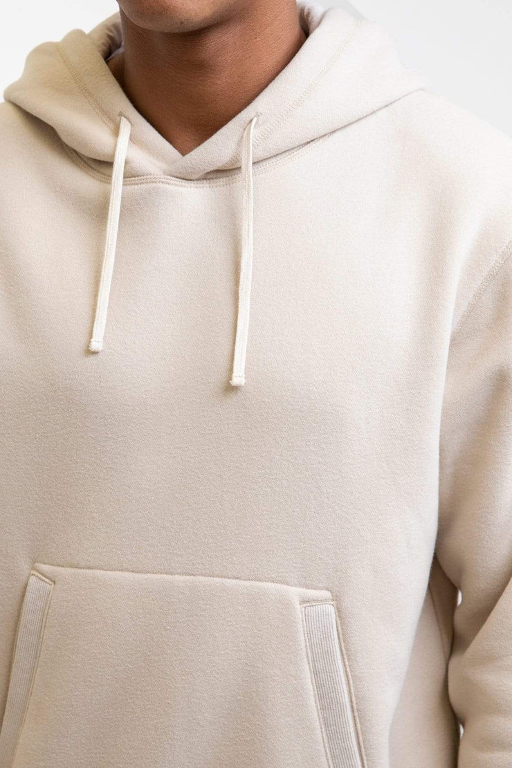 Uni Fleece Hood Birch