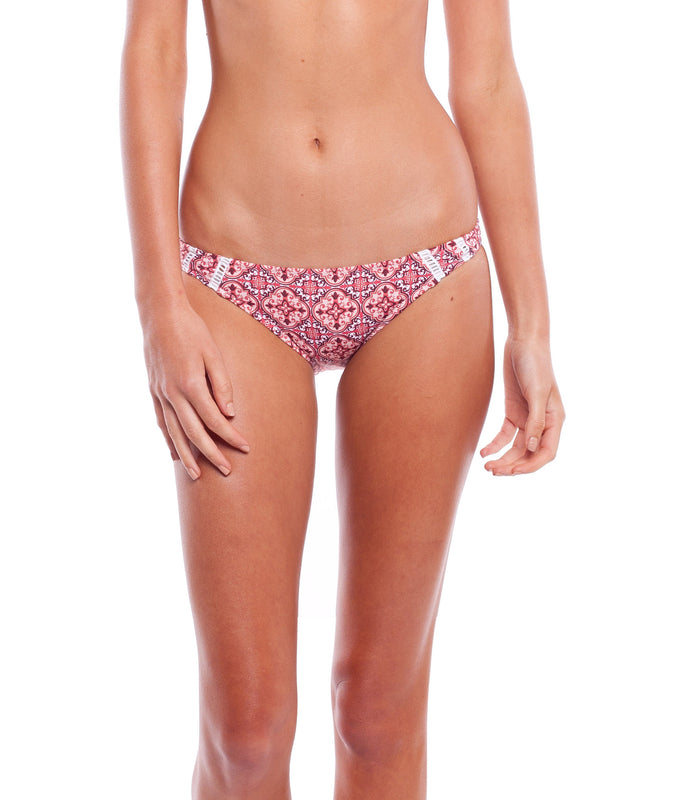 CENTURY CHEEKY PANT ROSE