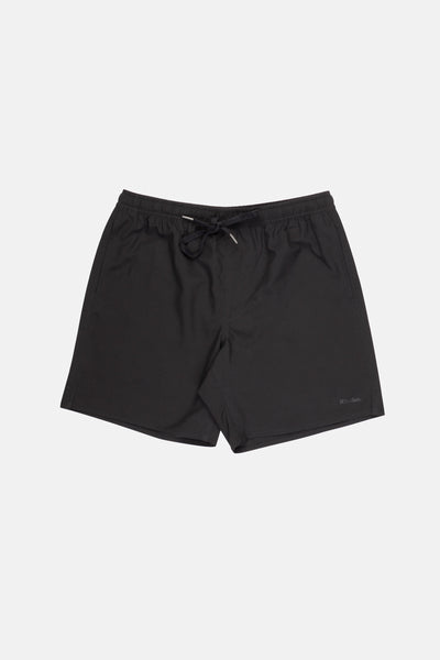 Essential Beach Short Black