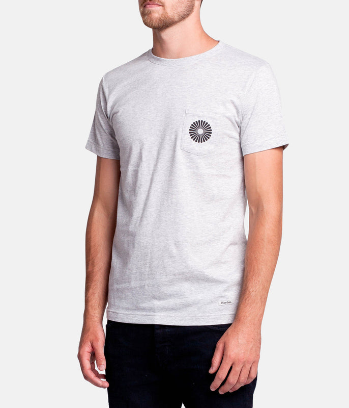 CLASSIC T-SHIRT  GREY MARLE