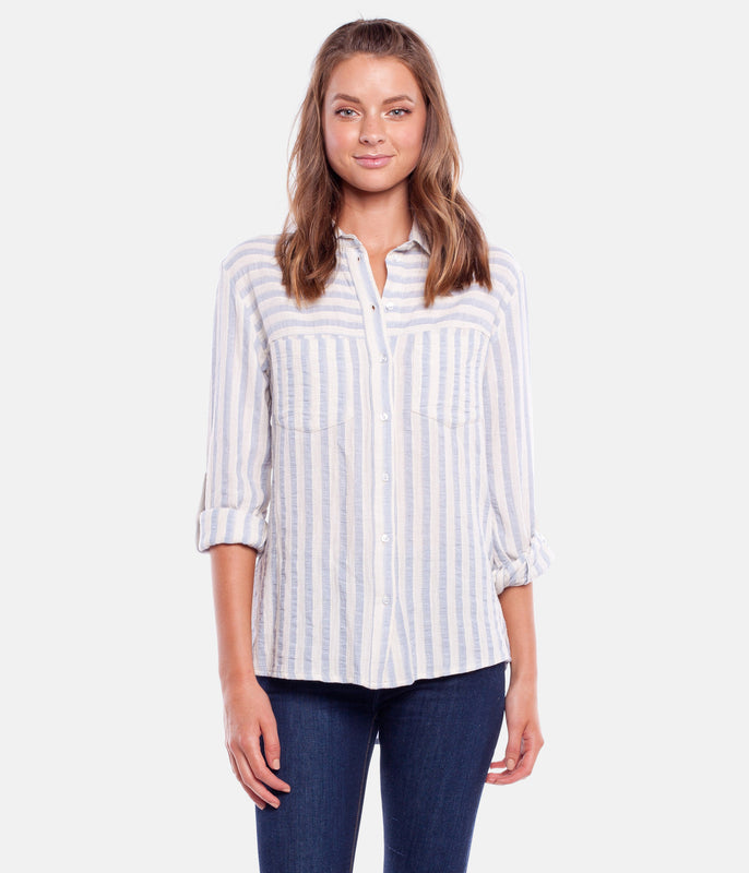 COASTAL SHIRT CHAMBRAY