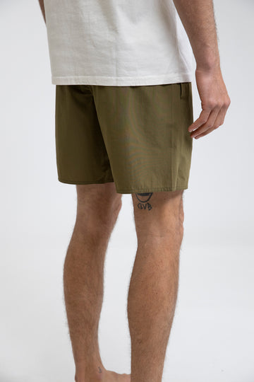 Essential Beach Short Olive