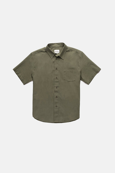 Essential Ss Shirt Olive