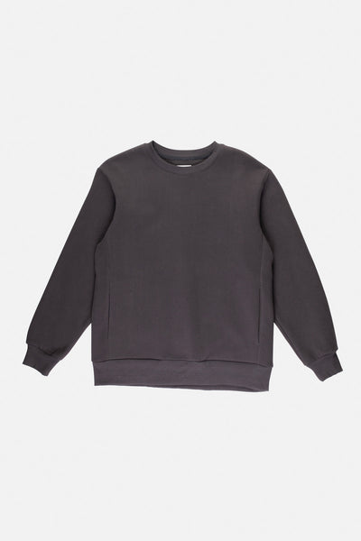 Essential Crew Charcoal