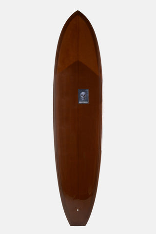 CHRIS CHRISTENSON SURFBOARD | FLAT TRACKER 7'6