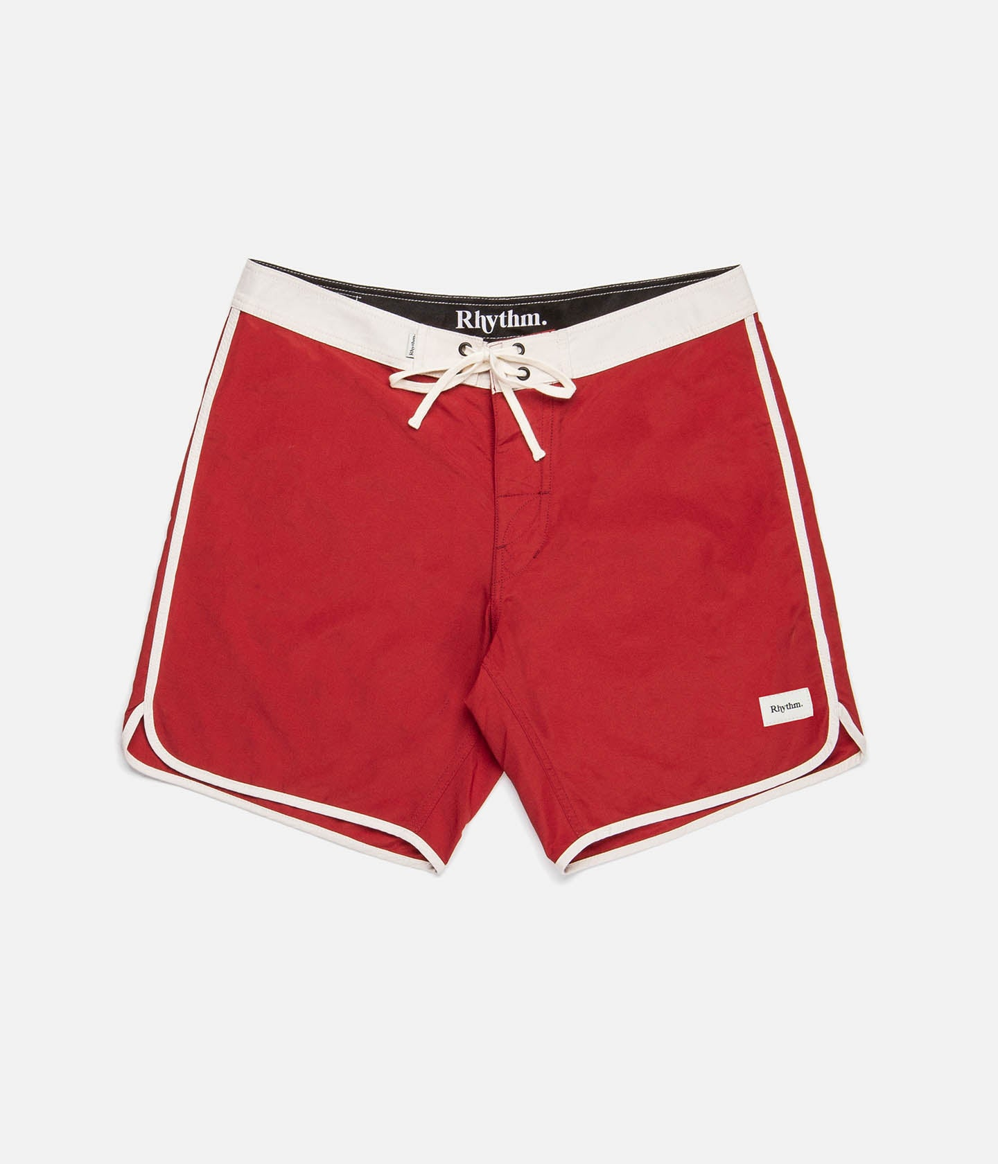 ddef290f77 Classic Scallop Trunk Classic Red l Trunks l Rhythm