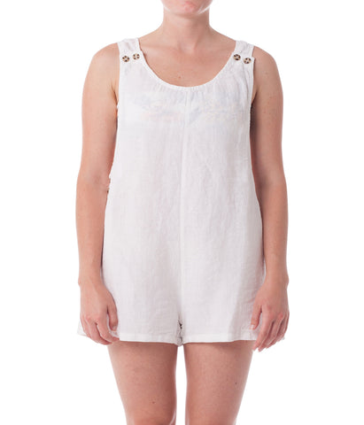 SUMMER JUMPSUIT WHITE