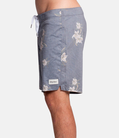 DRIFT FLORAL TRUNK BLACK