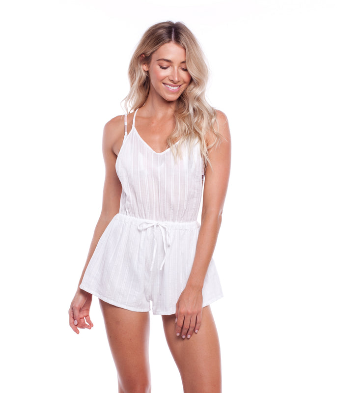 DAYDREAMER JUMPSUIT NATURAL