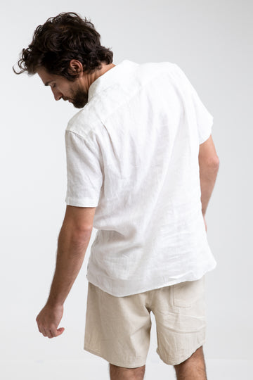 Essential Linen Jam Bone