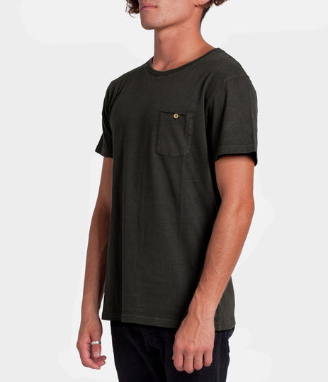 EVERYDAY WASH T-SHIRT OLIVE WASH