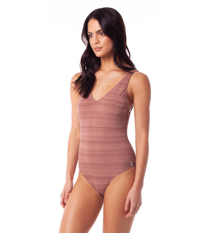 FLASHDANCE ONE PIECE ROSEWOOD